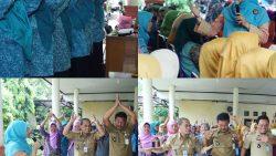 Pelatihan Kader Posyandu di Gelar di 11 Kecamatan Kota Depok